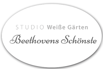 Logo von Beethovens Schönste - by STUDIO Weiße Gärten