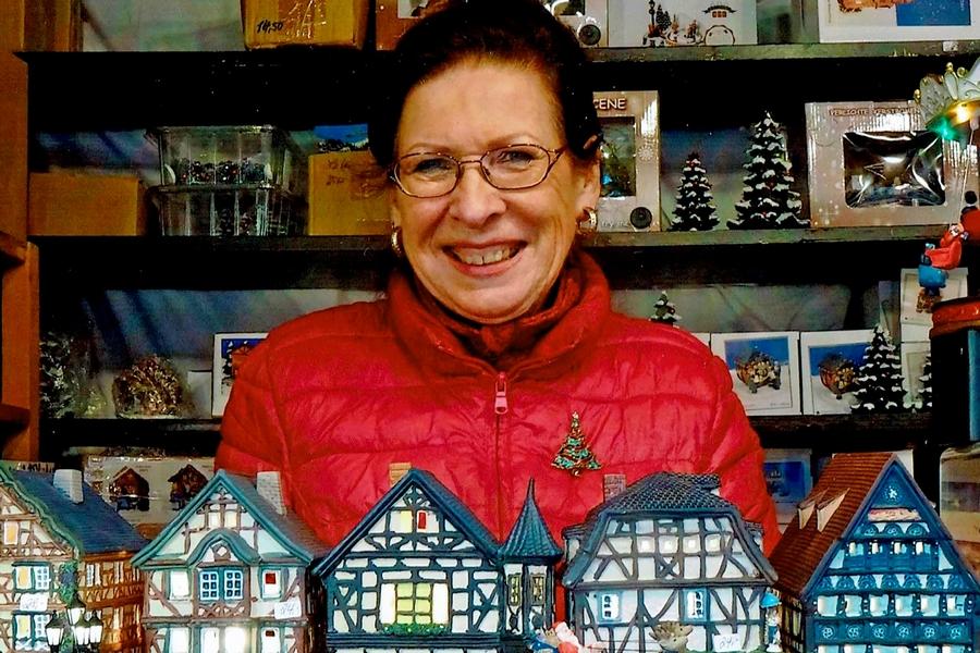 Portrait von Keramik Gisela Rings-Ewert