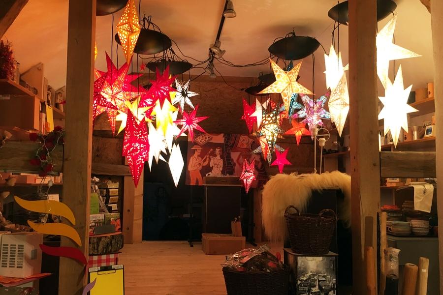 Der Showroom von Der Sternemacher